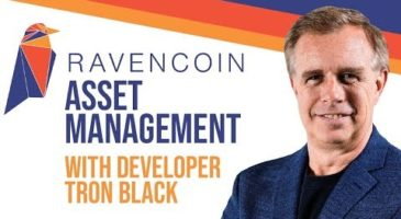 Ravencoin RVN Interview Tron Black | Nuggets News