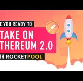 Staking On Ethereum 2.0   ft RocketPool   Nuggets News