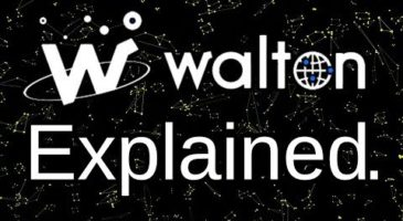 WaltonChain Explained In Minutes | Ready Set Crypto