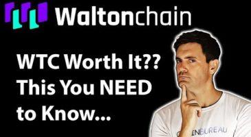 Waltonchain Review WTC | Coin Bureau