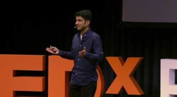 What is Blockchain and How It Affects Society by Ali Raza Dar | TEDxFHNW