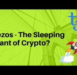 Why Tezos (XTZ) is a Sleeping Giant