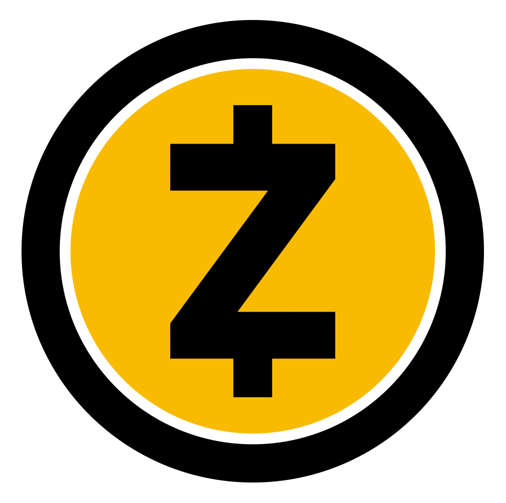 ZCash Icon Logo