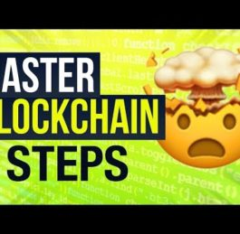 4 Important Steps to MASTERING Blockchain