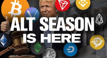 ALTSEASON 2020 Ready to EXPLODE! Why? US Govt Gives Greenlight!?