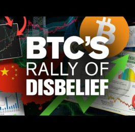 Bitcoin BTC's Disbelief Stage | What Comes Next | Chico Crypto