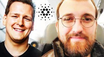 Charles Hoskinson and Ivan Liljeqvist Interview | Cardano 2020