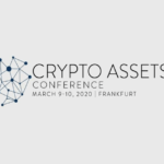 Crypto Assets Conference Frankfurt Germany 2020