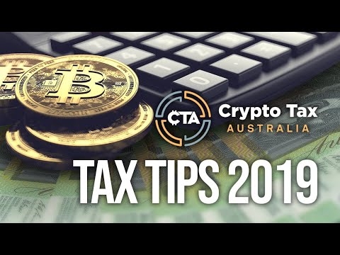 Tax for cryptocurrency australia