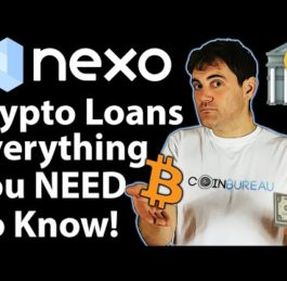 Guide to Crypto Loans with Nexo Review   Coin Bureau