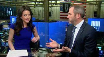 Julia Chatterley Interviews Ripple CEO Brad Garlinghouse | XRP News