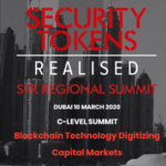 Security Tokens Realised 2020 Dubai C-Level Summit