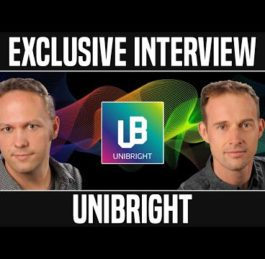 Unibright Interview Stefan & Marten