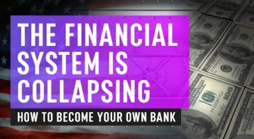 As The Financial System Collapses | Become Your Own Bank