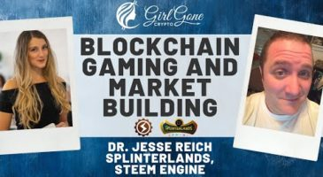 Blockchain Gaming and Market Building | Interview with Co-Founder of Splinterlands and Steem Engine