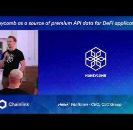 Chainlink Honeycomb API Data for Defi Applications