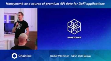 Chainlink Honeycomb API Data for Defi Applications