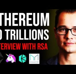 Can ETHEREUM Handle TRILLIONS?! PoS vs Defi, Flash Loans, Kyber, ProgPow   Ryan Adams Interview