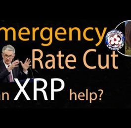 Emergency Rate Cut, Xago & XRP ODL, BIS on Liquidity