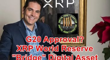 G20 Approval Of XRP? IMF Ripple And The Knight In The Boardroom
