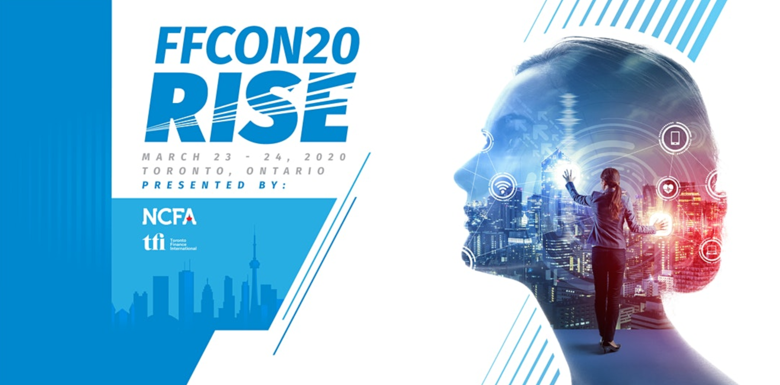 RISE Fintech Financing Conference March 23 24 Toronto 2020