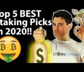 Top 5 Staking Cryptocurrency Coins for 2020