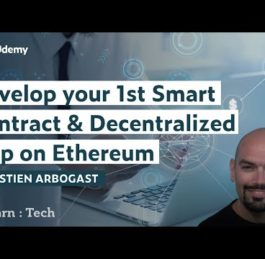 Udemy Blockchain | Ethereum Smart Contract Development Tutorial