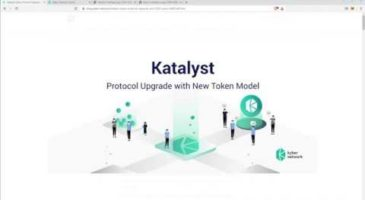 What is Katalyst by Kyber Network | Protocol Upgrade & New Token Model