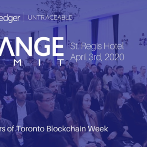 XChange Summit Toronto 2020