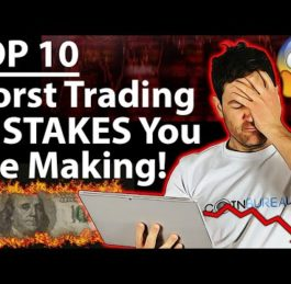 10 Crypto Trading Mistakes? and How to Avoid Them