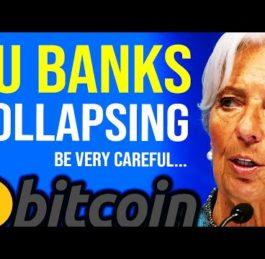 EU Banks Collapsing! Bitcoin, Defi, Ethereum Undervalued?
