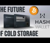 What is HASHWallet | New Crypto Hardware Wallet
