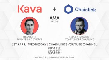 Kava and Chainlink Oracle Integration | Partnership AMA