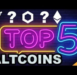 Top 5 Altcoins List | 2020 Buying Opportunity