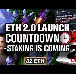 ETHEREUM 2.0 in October 2020 | Chico Crypto