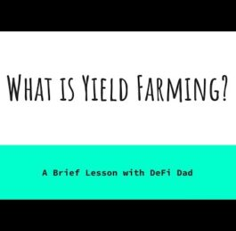 Yield Farming Defi Insights for Beginners
