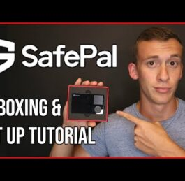 SafePal S1 Hardware Wallet Review | Fingerprint Security for Digital Assets