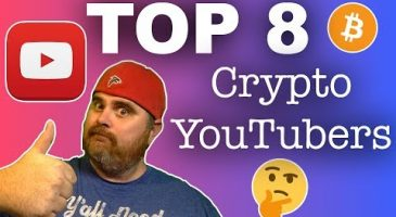 8 of the Best Crypto YouTubers in the World