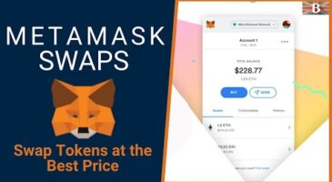 MetaMask Token Swap Review | How to swap tokens using MetaMask