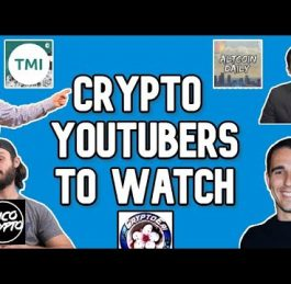 Top 8 Crypto YouTubers You Should Follow