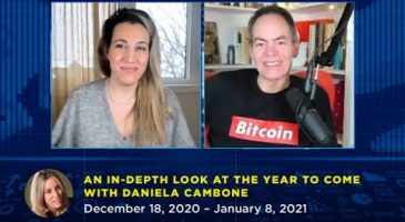 Max Keiser Reveals Bitcoin Price Forecast for 2021