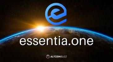 Essentia (ESS) Micro Cap Passive Income Altcoin   New Kucoin Listing?