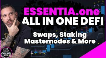 Essentia Platform – All In One Platform and ESS Masternodes | Crypto Crow