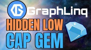Altcoin Buzz Deep Dives into Graphlinq (GLQ) | New Micro Cap Gem!?