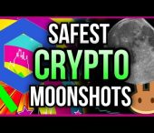 Safe Crypto Moon Shots 2021? GraphLinq (GLQ), PancakeSwap (CAKE), ChainLink (LINK)