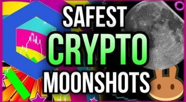 Safe Crypto Moon Shots 2021? GraphLinq (GLQ), PancakeSwap (CAKE), ChainLink (LINK)