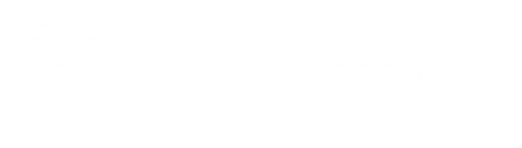 e money logo crypto