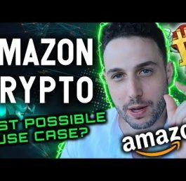 AMAZON TO INTEGRATE CRYPTO?! EllioTrades Crypto